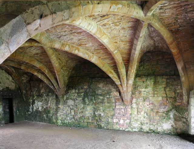 Eggleston abbey detail.