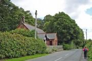 St. John's church, Manley, on the Sandstone Trail