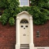 Holly House doorway