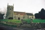 Buckhorn Weston: parish church of St. John the Baptist