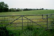 Farmland near Fernhill Heath