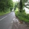 The high road from Aston Crews to Lea