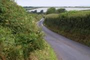 Lane near Tosberry