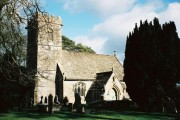 Halstock: parish church of St. Mary