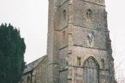 Hazelbury Bryan: parish church of St. Mary & St. James