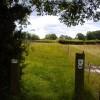 Entrance to Bridleway