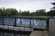 Victoria Park - Bridge over the Pond