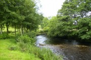 The River Dee in Dentdale