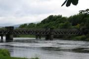 Soldier's Bridge near Inverlochy Castle