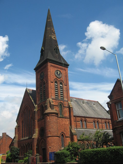 St Mark's, North Road, St Helens