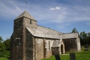 Church of St John the Baptist and the Seven Maccabees, Cookbury