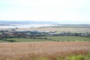 Heanton Punchardon: towards Chivenor airfield