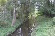 Towards the source, River Penk