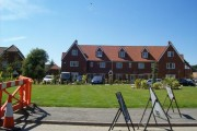 New Housing at Pease Pottage