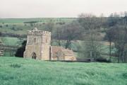 Melcombe Horsey (Melcombe Bingham): parish church of St. Andrew