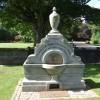 Alexander Taylor memorial fountain