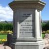 Elizabeth Crombie Duthie monument