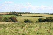 Charles: farmland near Thornpark Cross