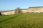 Royal Crescent Western End
