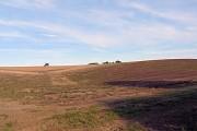 Toward Asterby Top Farm
