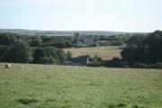 Farmland near Haysford