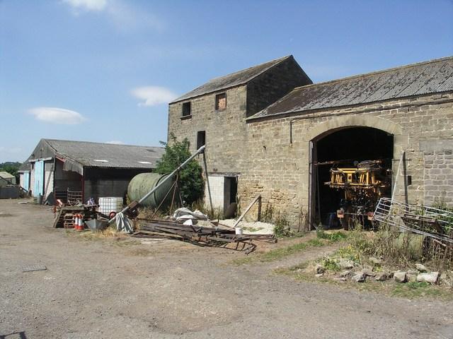 Farmer John's Farmyard