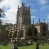 Fairford: parish church of St. Mary the Virgin