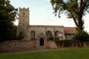 All Saints; the parish church of Horseheath