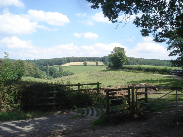 Entrance to Shinscroft