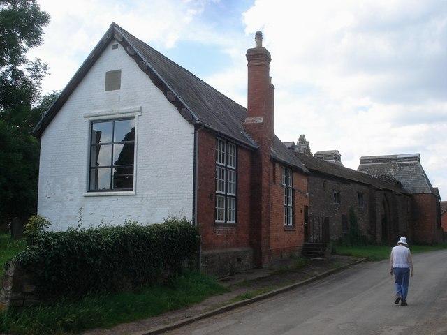 Free grammar school at Bosbury
