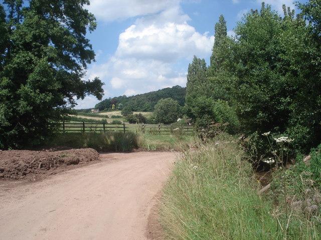Lane at Catley