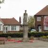 War Memorial, Allenton, Derby