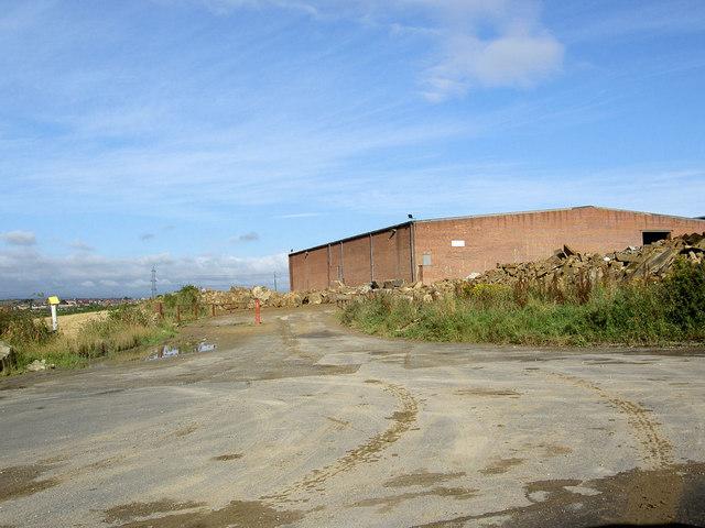 What was Ellerpack warehousing.