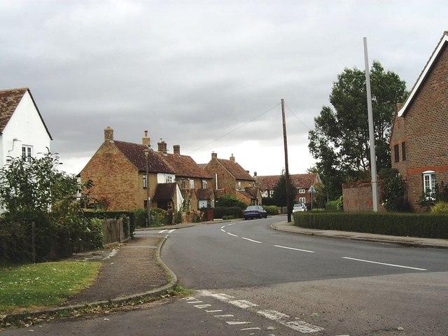 Silver End Road, Haynes