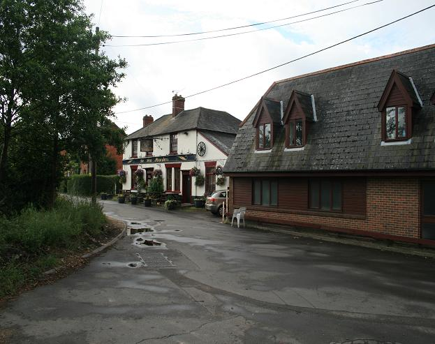 Four Horseshoes, Nursling