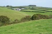 North Molton: Hunniwin's Farm