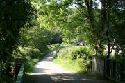 North Molton: Linkleyham Bridge