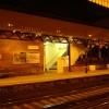 Ravensbourne Station at night