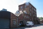 A second building in The Mews business premises
