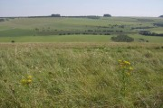 Western part of Imber Range