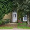 Front door, St George's Farm, Haddenham