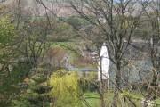 Hallthwaites, a peaceful little village