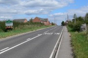Approaching Bagworth