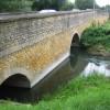 River Ock: Ock Bridge in Abingdon
