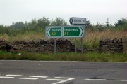 A9 junction  with Halkirk road