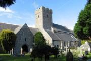 St Illtud, Llantwit Major, Glamorgan, Wales