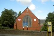 Upton United Reformed Church.