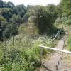 Clay Lane - Access to Midland railway line at entrance to Clay Cross Tunnel