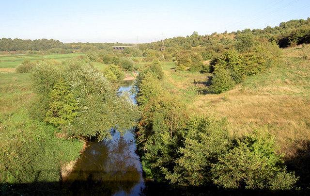 River Dearne.
