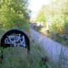 Trans Pennine Trail junction.